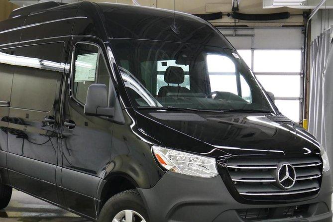 Luxury Sprinter Van EWR Airport Transfer