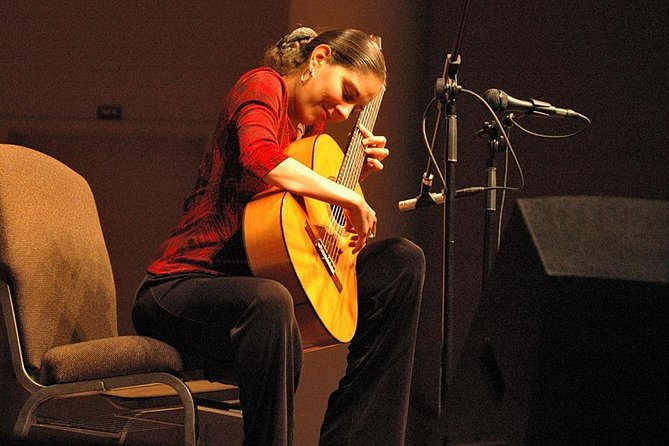 Flamenco Guitar Immersion Workshop