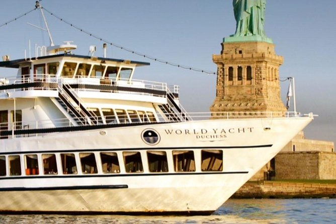 New York City New Year's Eve Dinner Cruise by World Yacht