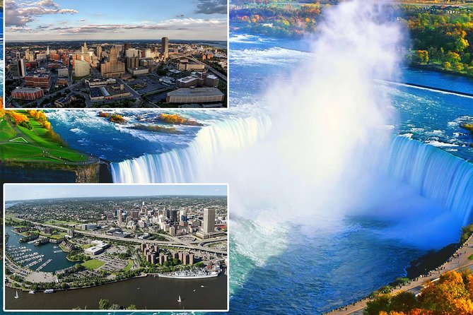 Buffalo to Niagara Falls USA Side Tours and Maid of Mist Boat