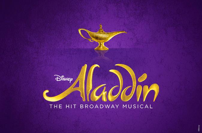 Disney's Aladdin on Broadway