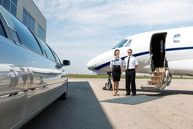 JFK, LGA, EWR Private Airport Transfer - Limousine