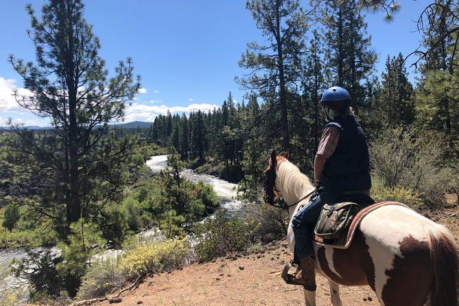 Deschutes River Horse Ride