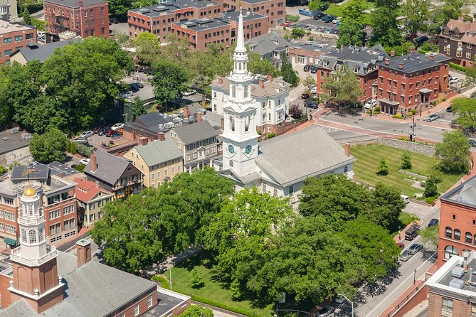 Welcome to Providence Walking Tour