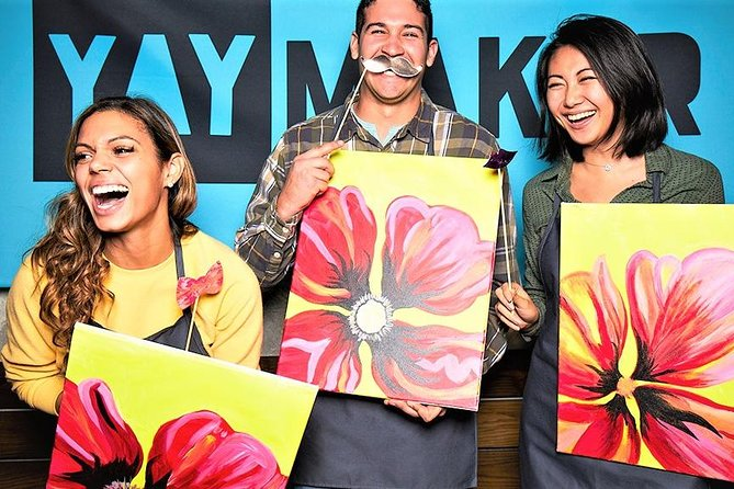 The Original Paint Nite Providence by Yaymaker