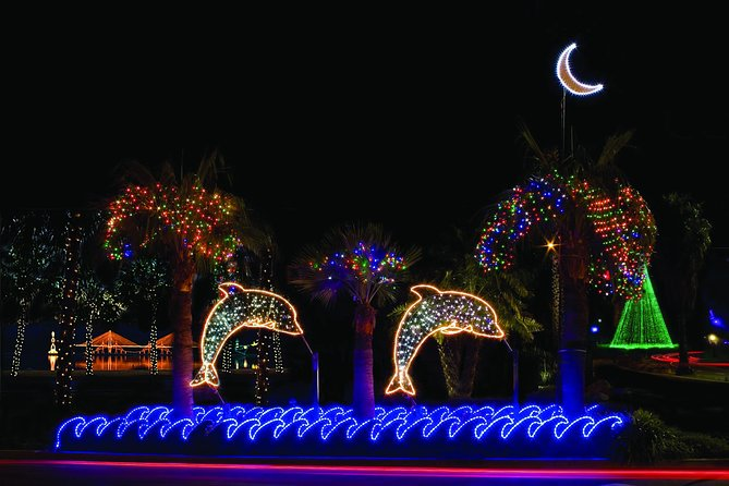 Holiday Festival of Lights Tour with Transport