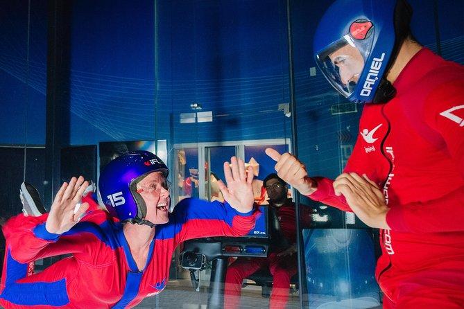 iFLY Houston Memorial Indoor Skydiving