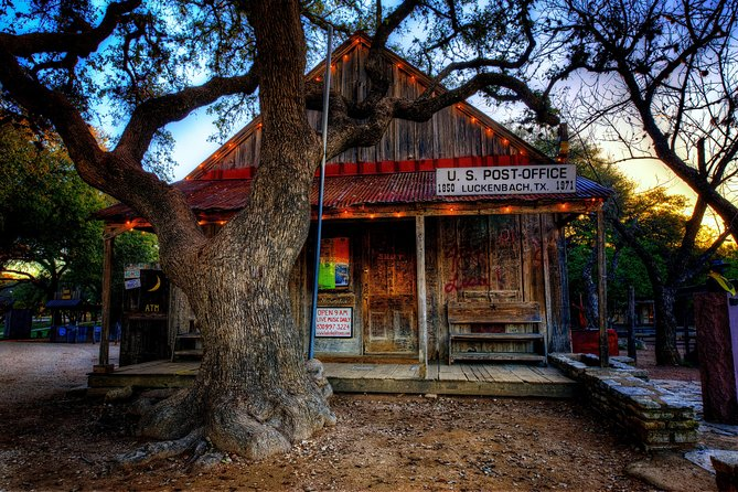 Texas Hill Country and LBJ Ranch Tour with Wine Tasting Options