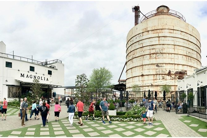 Magnolia Market at the Silos in Waco Day Trip from Austin