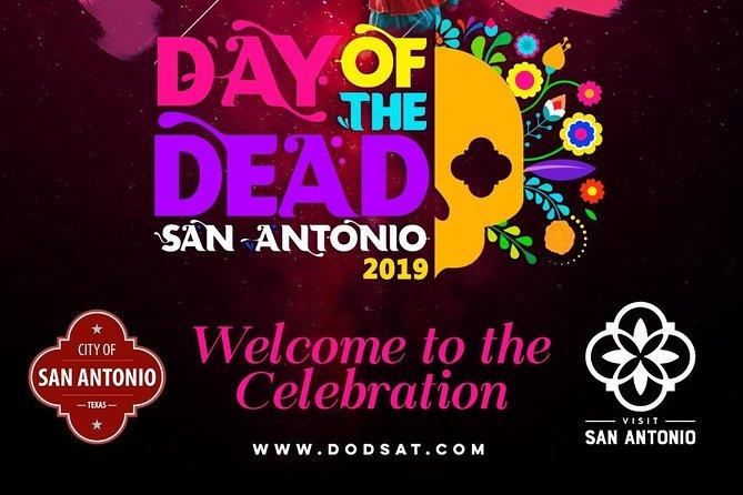 Day of the Dead, San Antonio 2019