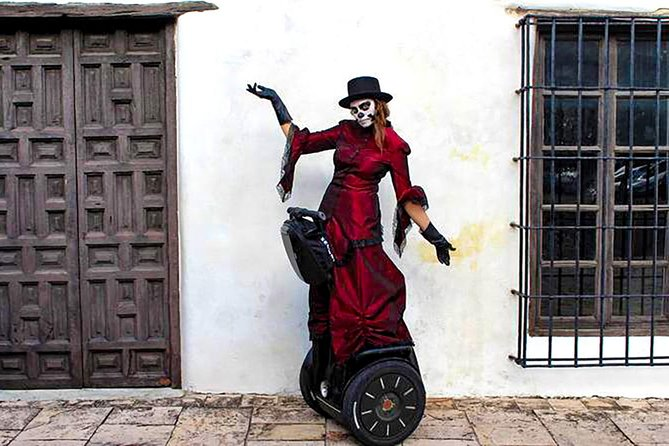 Halloween Ghost Tour - Segway Galveston