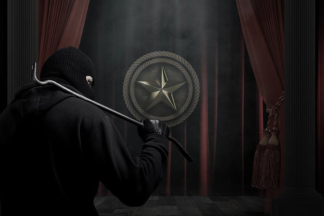Theft of the Texas Lone Star Escape Room 2