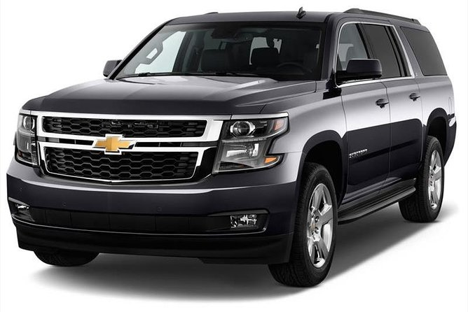 Arrival Private Transfer Houston Airport HOU to Houston City by Executive SUV
