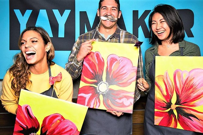 The Original Paint Nite Salt Lake City by Yaymaker