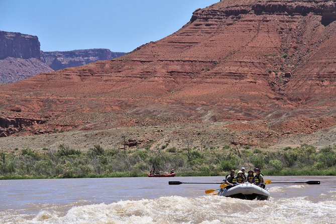 Guided Colorado River Rafting - Full Day