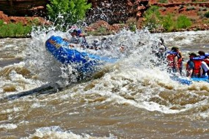 Colorado River Rafting - Fisher Towers Section - Afternoon Half Day