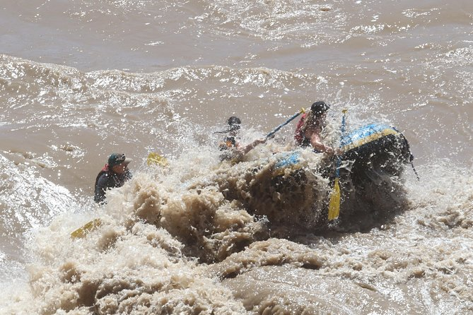 Whitewater Rafting in Moab Utah