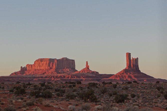 Monument Valley Tour at Sunset