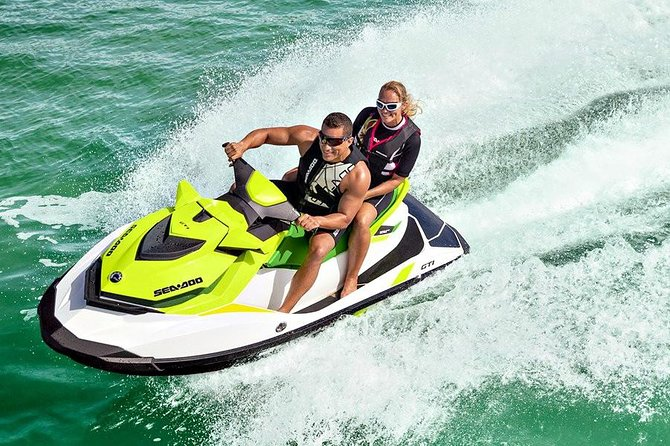 Sand Hollow Jet Ski Rentals - Quail Creek Reservoir Waverunner Adventure