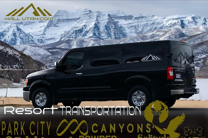 Guided Tours In Park City. 1 or 2 Hour Private Shuttle Tour of Utah Mountains.
