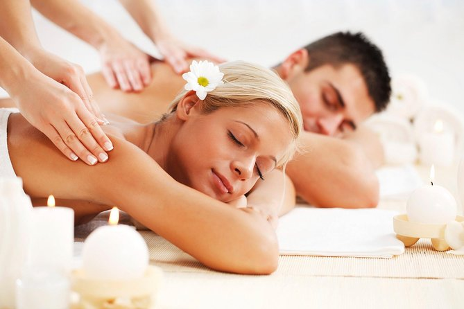 60 min Swedish Couples Massage Package