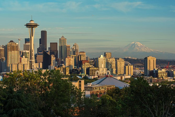 Premier 3-Hour Seattle City Tour