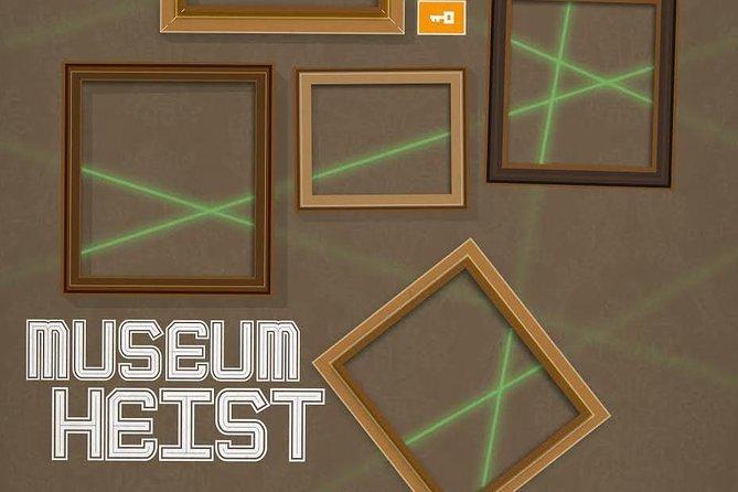 Museum Heist Escape Game