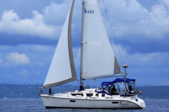 Sailing Adventure on the Puget Sound