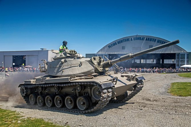 Flying Heritage & Combat Armor Museum General Admission