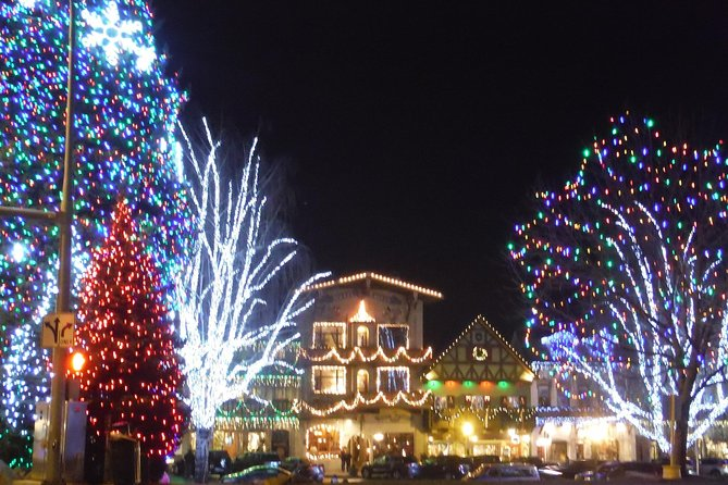 Christmas Lights Leavenworth