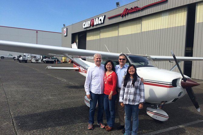 20 Minute Scenic, Greater Seattle Airplane Tour