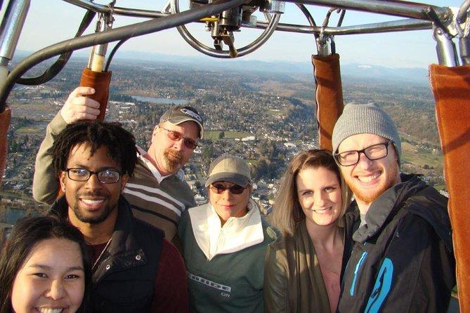 Sunrise Morning Balloon Flights