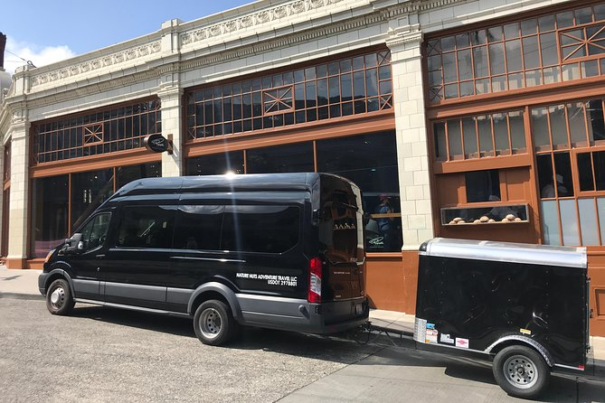 14 Passenger Transport: Portland to Seattle, Up to 20 Bags, Flat Rate