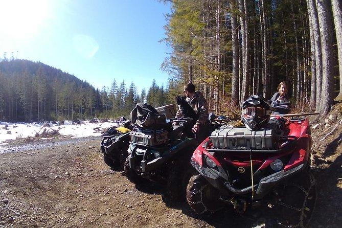 Half day Cascade ATV Tour