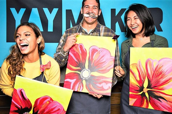 The Original Paint Nite Seattle by Yaymaker