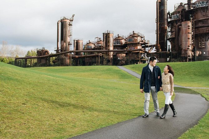 Enjoy A Photo Session at Seattle's Gas Works Park