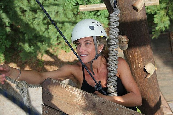 Alpine Tower Climbing Adventure in White Sulphur Springs