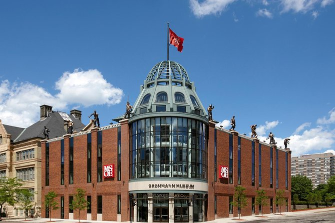 Museum Admission - Grohmann Museum