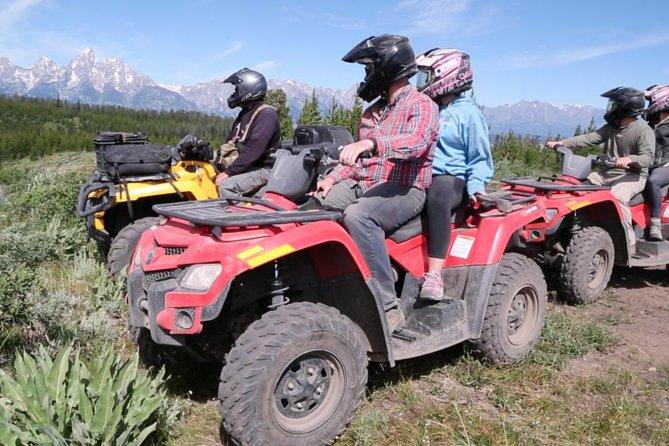 Teton Vista ATV Tour