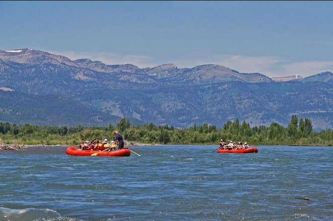 13-Mile Scenic Float Trip with picnic lunch