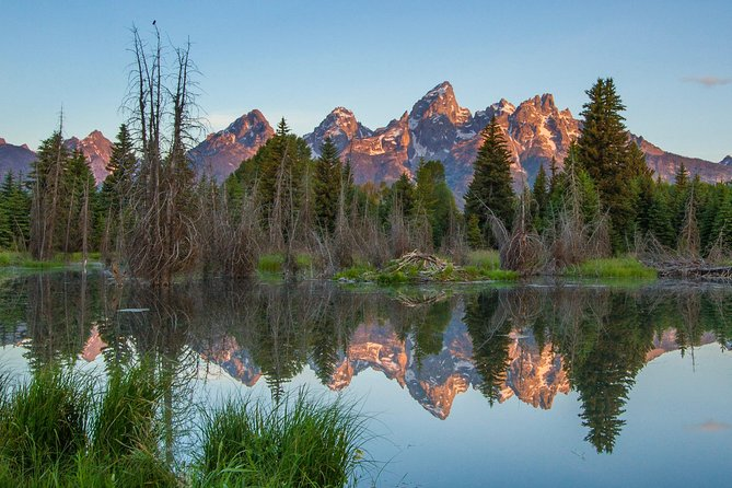 Sunrise 4hr Grand Teton Tour