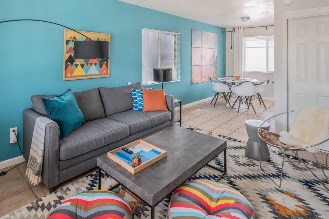 Comfy 1BR in Central Phoenix | Pool by WanderJaunt