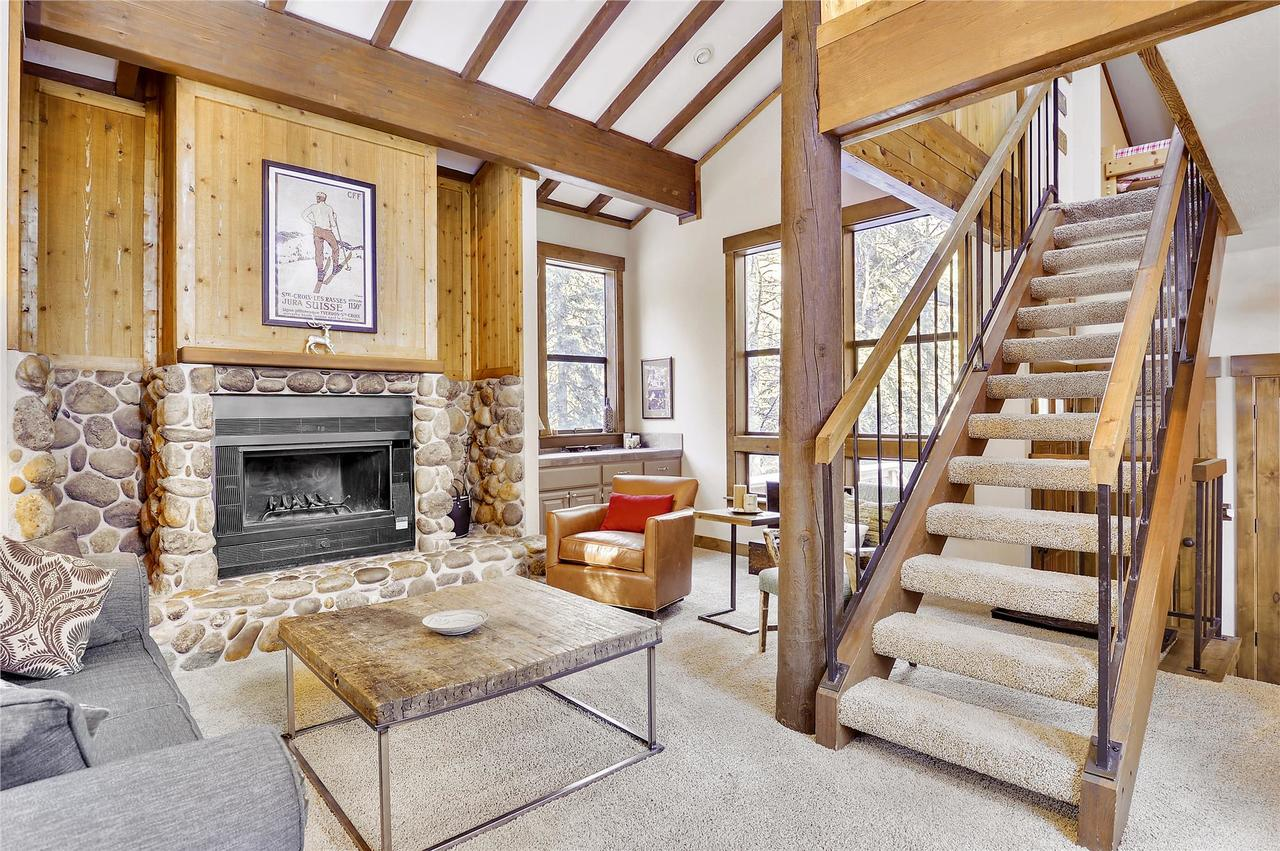 Alpine Elevated Two Bedroom Home