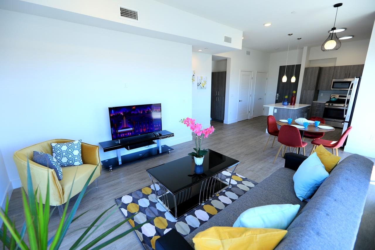 Panoramic Central Suites