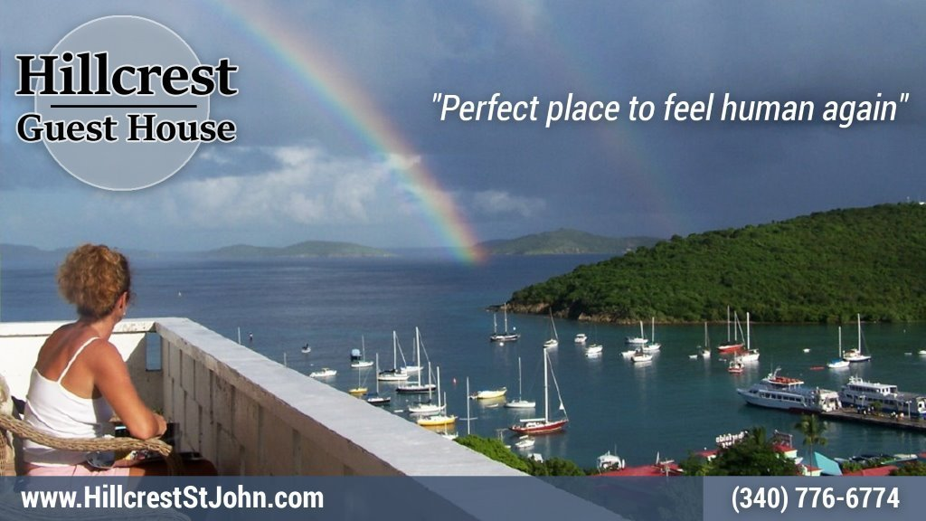 Hillcrest Guest House, St. John, US Virgin Islands