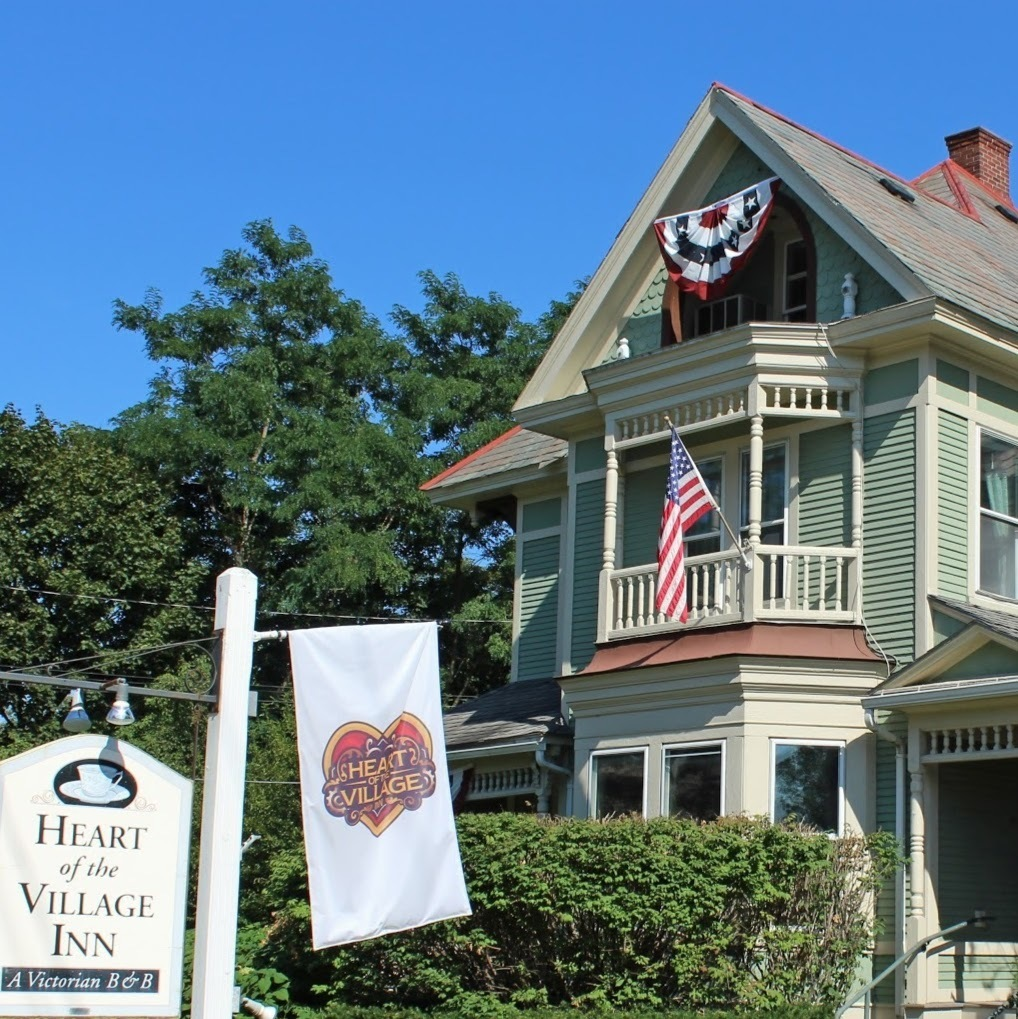 Heart of the Village Inn, Modern Vermont Bed & Breakfast