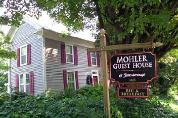 Mohler Guest Hse-Jonesborough