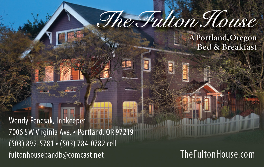 Fulton House Bed & Breakfast