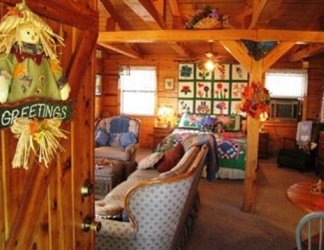 Aunt Jan's Cozy Cabing B&B