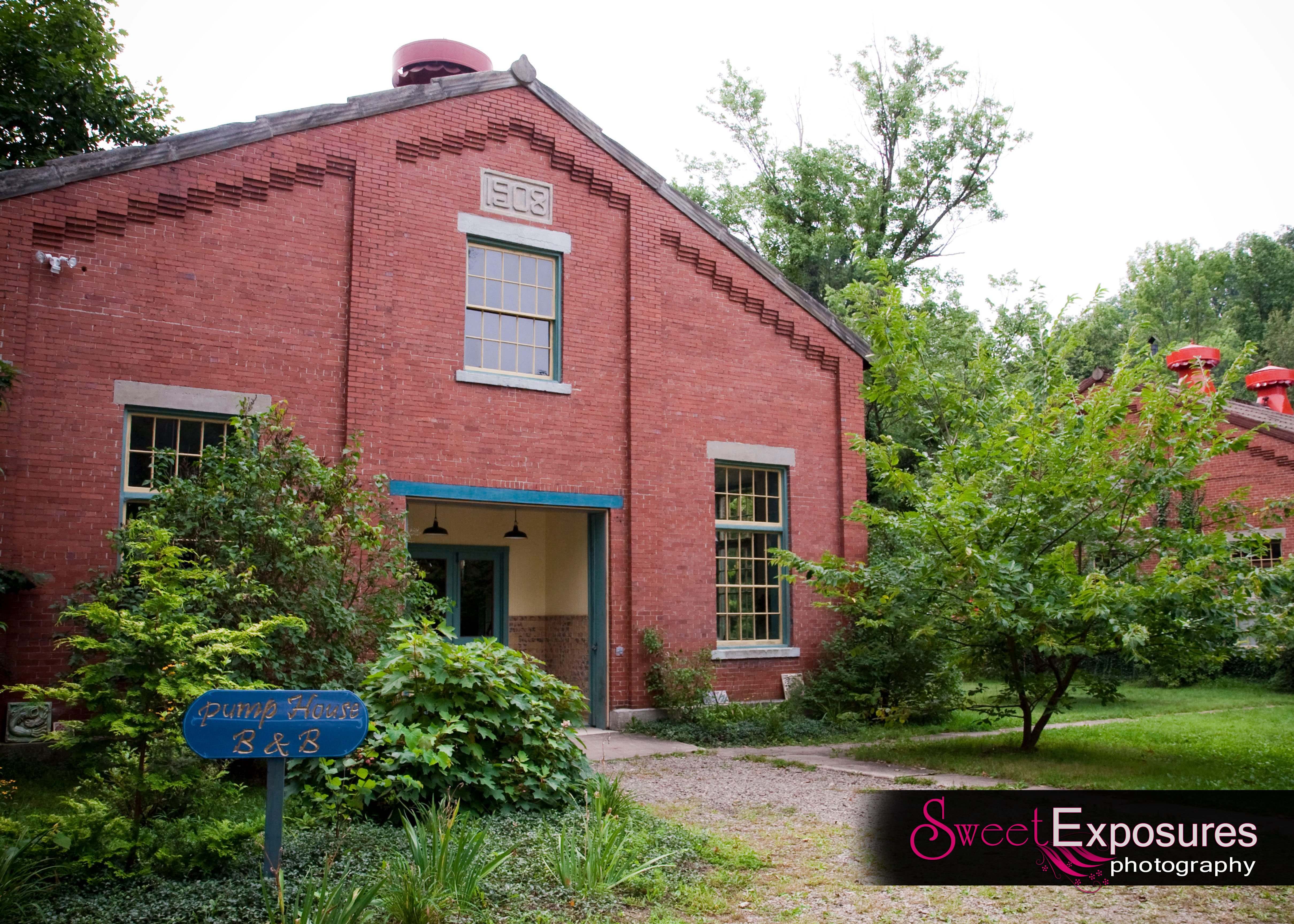 pump House Bed and Breakfast weddings